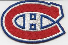 Montreal Candiens/Habs NHL Hockey Team Patch/Badge/Crest Iron/SewOn