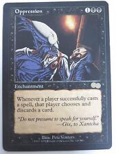 MAGIC CARD MTG Oppression / Oppression Epopée d'Urza