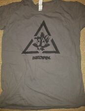 Interpol T Shirt S Small Indie Rock Post Punk Grey