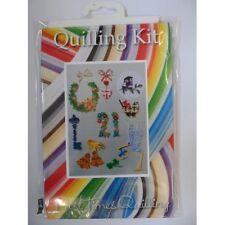 COMPLETE Quilling Kit con Strumento + carta + istruzioni occasioni speciali KD 16