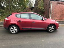 RENAULT MEGANE 2009 MK3 1.5 DCI EXHAUST WITHOUT CATALYTIC FROM 5 DR HATCHBACK