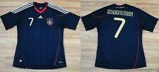 GERMANY NATIONAL TEAM AWAY FOOTBALL SHIRT 2010-2011 JERSEY TRIKOT SCHWEINSTEIGER