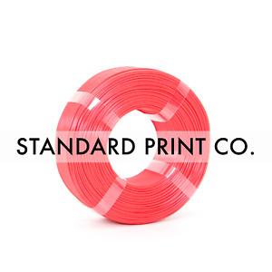 3D Printer Filament PETG RED 1.75mm 1KG - Standard Print Co.