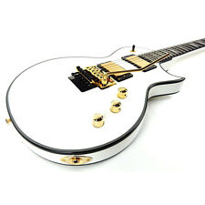 ESP LTD EC-1000 FR Snow White LXEC1000FRSWE Floyd EMG EXCLUSIVE Electric Guitar