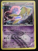 Carte Pokemon JIRACHI RC13/RC32 Holo XY GENERATIONS FR NEUF