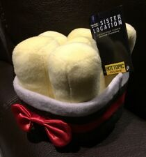 Five Nights At Freddy's Sister Location EXOTIC BUTTERS Plush Funko Hot Topic EXC