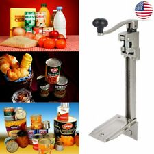 Heavy Duty Restaurant Catering Big Can Opener Desk Clamp Bottle open Tool Usa