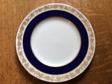 "Wedgwood Cobalt Whitehall 9"" luncheon plate W4200"