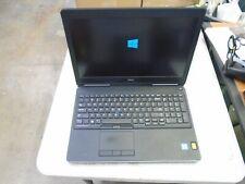 """15.6"""" Dell Precision 7510 i7-6820HQ 2.70GHZ 8GB 512GB SSD M.2 Win 10 Notebook"""