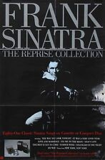 Frank Sinatra 1990 The Reprise Collection Promo Poster Original Authentic