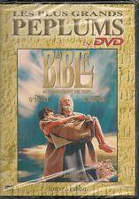 """DVD""""LA BIBLIA EN LA INICIO"""" PETER O'TOOLE nuevo en blíster"""