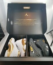 Air Jordan DMP Pack Retro 13 XIII 14 XIV Finals Last Shot 897563-900 Sz 8