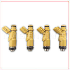 23250-22030 FUEL INJECTOR SET TOYOTA 2ZZ-GE FOR COROLLA TS LOTUS & CELICA PETROL