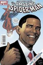 COMIC OBAMA SPANISH SPIDERMAN 26 LIKE 1ST PRINT #583