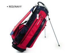 Callaway 2020 CG Sport Men's Stand Bag 9.5in 5-Way 5.5lbs Free EMS Red/Navy