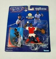 1998 MLB Extended Starting Lineup Sandy Alomar Jr Cleveland Indians Figure