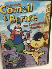 Corneil and Bernie - The Complete Series (DVDS) 52 Cartoons! 646 Minutes! NEW!