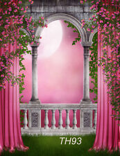 Fairy Tale Vinyl Backdrop Studio CP Photography Prop Photo Background 3X5FT TH93