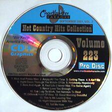 Chartbuster Karaoke - CB60223 Vol. 2 CDG   (Sept 2001)  !!! SALE !!!