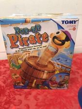 Pop Up Pirate - Barrel Game Toy For Lucky Kids & Children By TOMY Funny