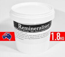 Remineraliser Mineral Rock Dust Organic Plant Vegetable Garden Fertiliser 1.8kg