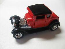 1:24 SCALE MAISTO 1929 FORD MODEL A DIECAST CAR W/O BOX