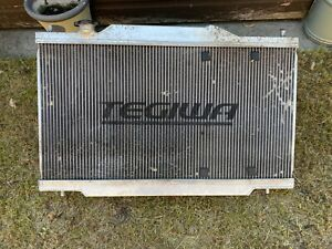 Tegiwa Aluminium Alloy Radiator Honda Ep3 W/ Mishimoto Fan Switch And Thermo