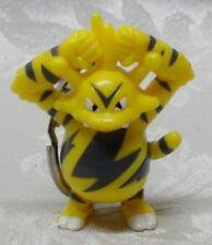 Electabuzz 125 Electric Pokemon Keychain Burger King Meal Movie 1999 MINT UNUSED