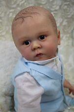Artful bebés ~ ~ increíble bebé NIÑO REBORN Dwayne Ebbeling Muñeca ~ L/E sólo 200