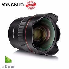 YONGNUO YN14MM F2.8 Auto Focus Ultra-wide Angle Prime Lens for Canon DSLR Camera