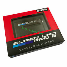 Retro bit SNES Super UFO Pro 8 Game Saves & Backup Cartridge Adapter Custom