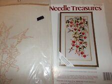 """crewel embroidery kit """"Garden Gems"""""""