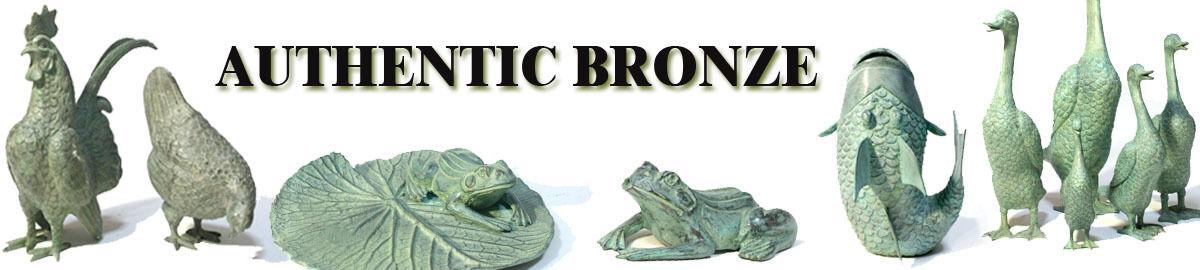 Authentic Bronze