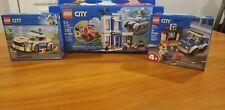 Lego City Police Bundle ⚡SHIPS FAST⚡