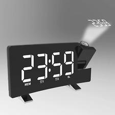 Projection Alarm Clocks Digital