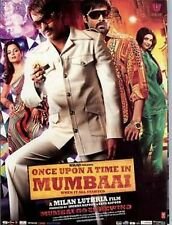 ONCE UPON A TIME IN MUMBAI (AJAY DEVGAN, EMRAAN HASHMI) ~ BOLLYWOOD DVD