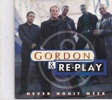 Gordon&Replay-Never Nooit Meer