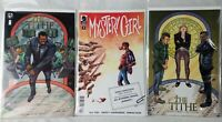 Lot of 3 Image Comics Tithe Issues #7 & 8, Mystery Girl #1 - NM