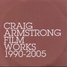 Armstrong Craig - Film Works Nuovo CD