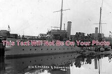 KE 20 - HMS Hazard & Submarines, Dover, Kent - 6x4 Photo