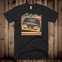 Rusty Wallace #27 Miller Genuine Draft retro NASCAR shirt 1990 Pontiac vintage