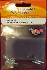 Thunder Tiger PV0838 Metal Flybar Control Arm Mini Titan E325 3D Heli