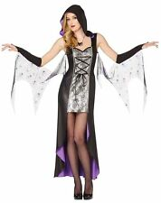 Sexy SORCERESS Spiderweb Adult Womens Halloween Costume NEW Size SMALL 4-6 NEW