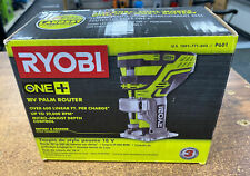 Ryobi 18-Volt ONE+ Cordless Fixed Base Trim Router (Tool Only) - P601