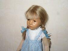 Käthe Kruse Puppe aus den 1970er Jahren.