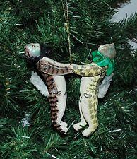 David Decamp, Dancing Cats, Kittens Christmas Ornament