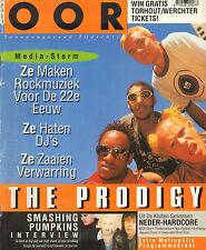 MAGAZINE OOR 1997 nr. 13 - PRODIGY / TINDERSTICKS / K.D. LANG / FEAR FACTORY