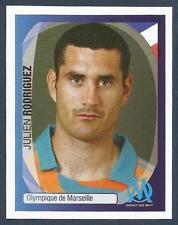 PANINI UEFA CHAMPIONS LEAGUE 2007-08- #249-MARSEILLE-JULIEN RODRIGUEZ