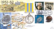 Jsmil 21 2000 1951 -2 guerre de corée du millénaire officiel JSCC fdc