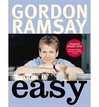 Gordon Ramsay Makes it Easy by Gordon Ramsay (Hardback, 2005)